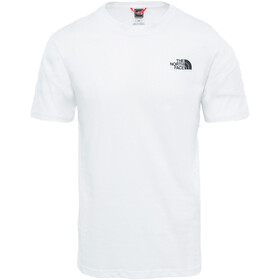 The North Face Redbox SS Tee Men tnf white